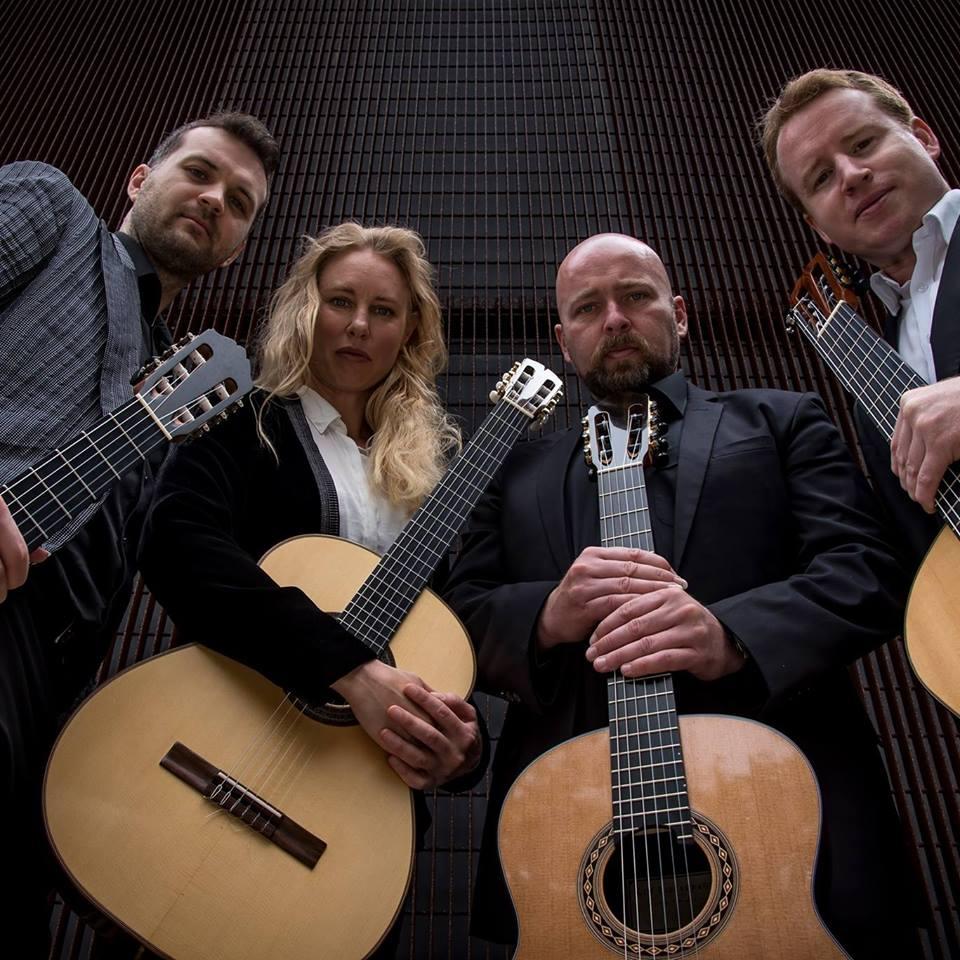 The New Zealand Guitar Quartet