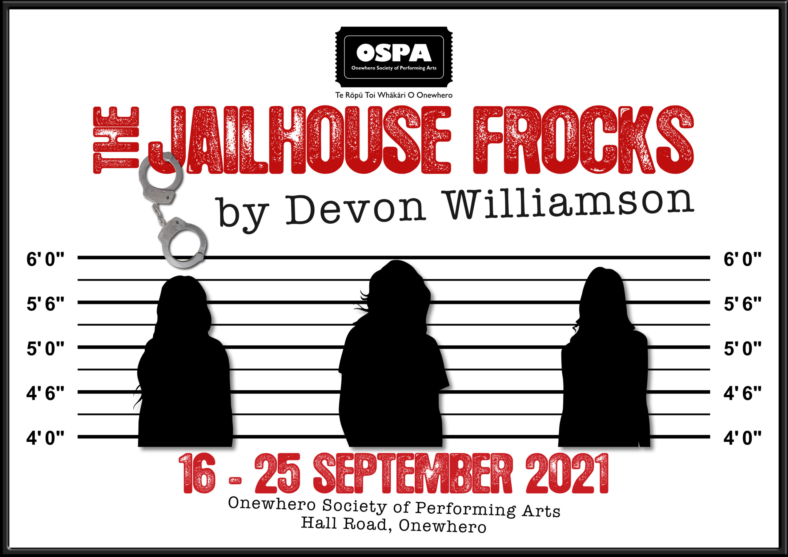 The Jailhouse Frocks